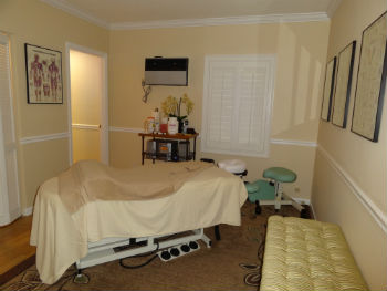 Rio Vista Wellness Center Room Treatment 1