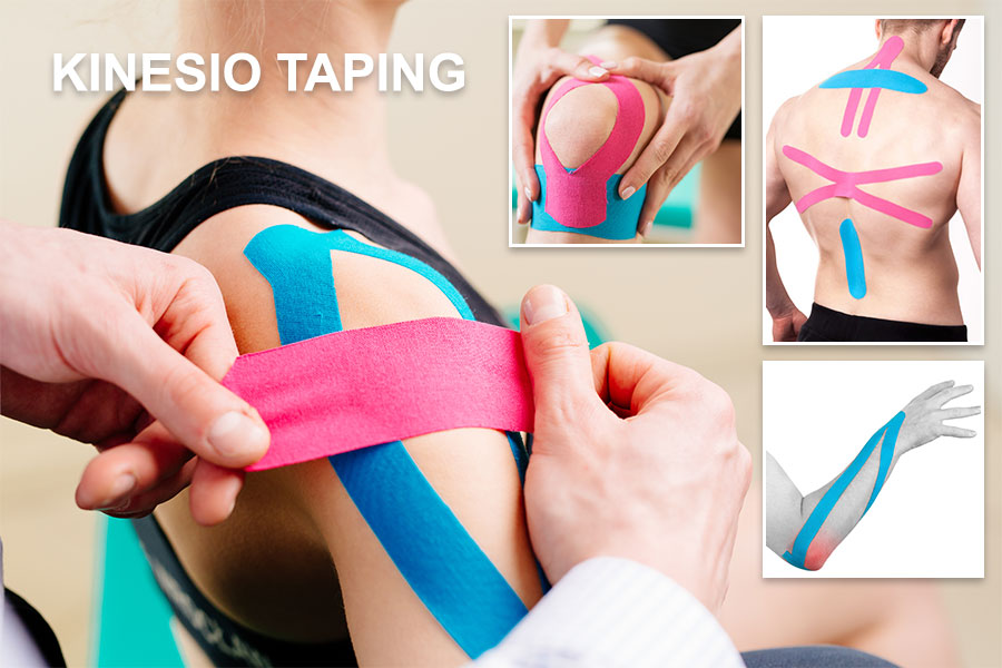 An expert application of the KT Tape can help prevent knee pain, shin splints, heel pain and more.